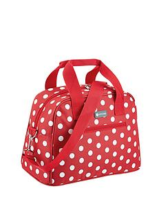 coolmovers-115-litre-stripe-cool-bag-holdall-style-red