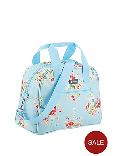 coolmovers-115-litre-floral-cool-bag-holdall-style