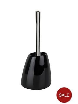 spirella-etna-shiny-black-toilet-brush