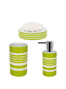 spirella-tubes-stripes-set-of-3-bathroom-accessories-kiwi
