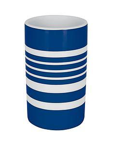 spirella-tubes-stripes-tumbler-blue