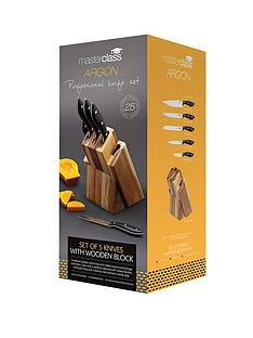 master-class-5-piece-argon-knife-set-with-wooden-block