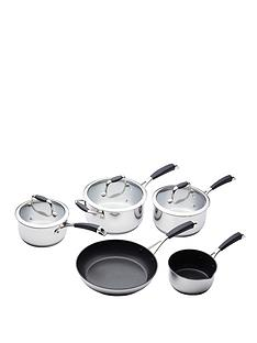 master-class-5-piece-deluxe-non-stick-cookware-set-stainless-steel