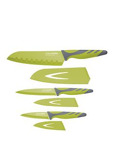 colourworks-3-piece-knife-starter-set-green