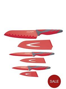 colourworks-3-piece-knife-starter-set-red