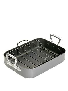 master-class-non-stick-roasting-pan-with-handles