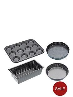 kitchen-craft-crust-bake-4-piece-bakeware-set
