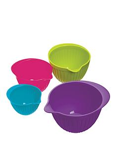 colourworks-set-of-4-silicone-measuring-bowls
