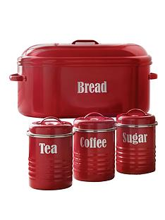 typhoon-vintage-kitchen-4-piece-storage-set-red