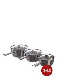 viners-stripe-3-piece-pan-set