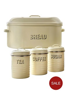 typhoon-vintage-kitchen-4-piece-storage-set-cream