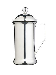kitchen-craft-3-cup-single-walled-cafetiere-stainless-steel