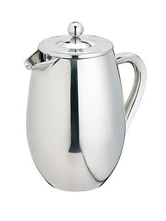 kitchen-craft-3-cup-double-walled-cafetiere-stainless-steel