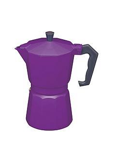 kitchen-craft-6-cup-espresso-maker-purple