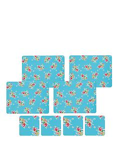 kitchen-craft-8-piece-cork-back-laminated-placemats-and-coaster-set-english-rose