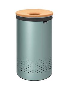 brabantia-laundry-bin-60-litre-with-cork-lid-and-removable-laundry-bag