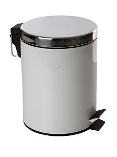 sabichi-5-litre-round-pedal-bin-stainless-steel