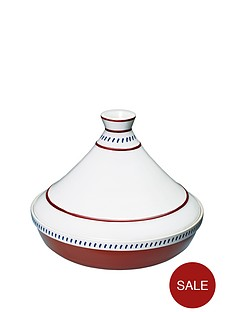 world-of-flavours-mediterranean-ceramic-patterned-large-tagine