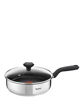 tefal-comfort-max-26cm-saute-pan-stainless-steel