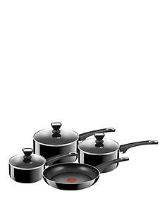 tefal-jamie-oliver-essential-series-hard-enamel-4-piece-pan-set-black