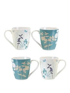 sabichi-meadow-4-piece-mug-set