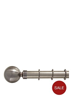 oxford-28mm-fixed-length-ball-finial-pole-set