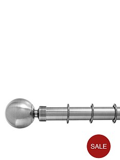 oxford-28mm-fixed-length-ball-finial-pole-set
