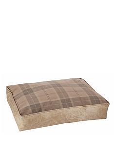 small-tartan-pet-pillow