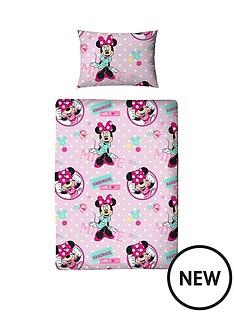 minnie-mouse-handmade-toddler-duvet-bedding-bundle-set