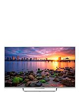 KDL55W756CSU 55 inch Smart Full HD, Freeview HD, LED Android TV - Silver