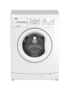 beko-wmb61222w-6kg-load-1200-spin-slim-washing-machine-silver