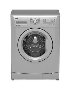 beko-wmb61222s-6kg-load-1200-spin-slim-washing-machine-silver