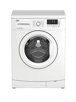 beko-wmb71233w-7kg-load-1200-spin-slim-washing-machine-white