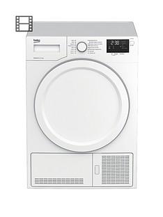 beko-dhy7340w-7kg-condenser-dryer-with-heat-pump-white