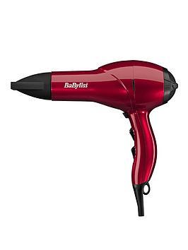 babyliss-5568bu-salon-light-2100w-red-ac-hairdryer