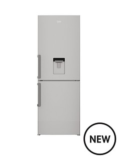 beko-cfp1675ds-60cm-fridge-freezer-silver