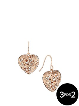 fiorelli-jewellery-rose-gold-filigree-heart-drop-earrings-with-clear-crystals