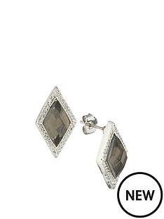 fiorelli-rhodium-and-crystal-diamond-shape-earrings