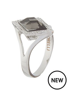 fiorelli-rhodium-and-crystal-diamond-shape-ring