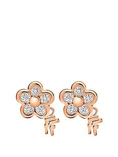 folli-follie-the-follie-di-fiori-collection-rose-gold-plated-clear-crystal-stud-earrings