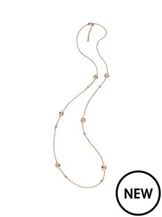 folli-follie-heart-4-heart-collection-rose-gold-plated-clear-crystal-stone-set-long-necklace