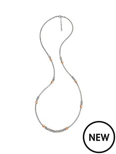 folli-follie-aegean-breeze-rose-gold-and-silver-plated-long-necklace