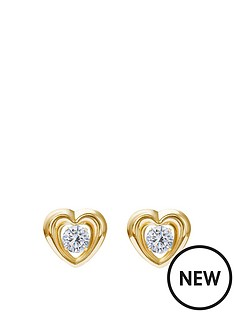 andralok-9-carat-yellow-gold-3mm-cubic-zirconia-heart-earrings