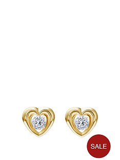 andralok-andralok-9-carat-yellow-gold-3mm-cubic-zirconia-heart-earrings