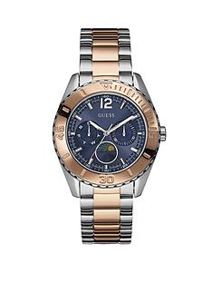 guess-moonstruck-blue-multi-dial-rose-gold-and-stainless-steel-bracelet-ladies-watch