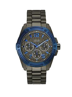 guess-flagship-blue-highlights-gunmetal-bracelet-mens-watch