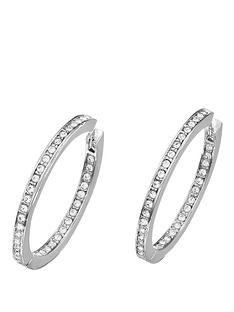 guess-rhodium-plated-hoop-earrings-with-crystal-detailing