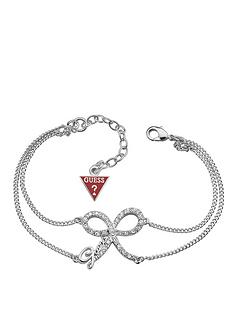 guess-rhodium-plated-bracelet-with-a-sparkling-pave-crystal-bow