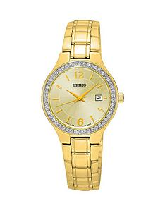 seiko-champagne-dial-quartz-ladies-watch