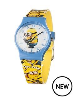 minions-quartz-analogue-watch